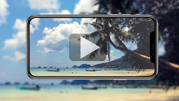 Gelungene Videos mit dem iPhone drehen, so gehts