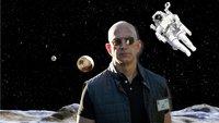 Amazon auf dem Mond: So will Jeff Bezos den Weltraum erobern