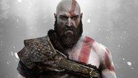 K wie Kratos: God of War wird zum niedlichen Bilderbuch