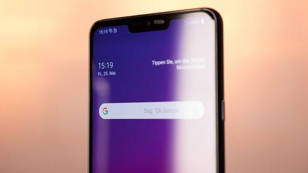 LG V40: Das Geheimnis des 5-Kamera-Smartphones ist gelüftet