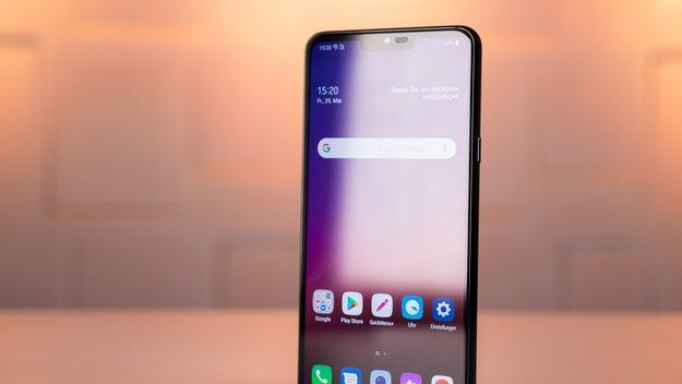 Genau wie Samsung Galaxy S10: LG G8 soll revolutionäres Display bekommen