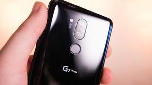 LG G7 ThinQ im Preisverfall: Es geht weiter bergab