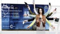 o2 Free: Doppeltes Datenvolumen auf bis zu 10 Geräten ab sofort buchbar