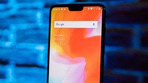 Schneller als Samsung: OnePlus 6 erhält ab sofort Update auf Android 9.0 Pie