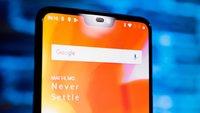 OnePlus 6: Diese Probleme soll das nächste Update beheben