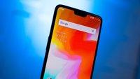 OnePlus 6 mit Vertrag: Angebote von Telekom, Vodafone und o2