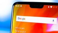 Ausgenotcht: Mit Android 9.0 P stellt Google klare Regeln auf