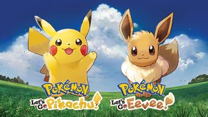 Pokémon: Let's Go, Pikachu & Let's Go, Evoli