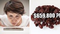 25 verrückte eBay-Auktionen, für die Leute ein Schweinegeld bezahlt haben