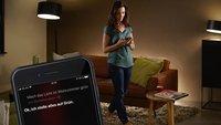 Siri-Befehle für Philips Hue: So steuert man Lampen mit dem Apple-Assistenten