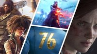 E3 2018: Alle bislang bestätigten Spiele