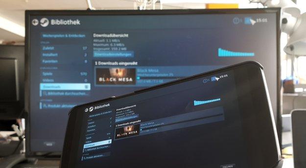 Einigung mit Apple: Steam Link ab sofort für iPhone, iPad und Apple TV verfügbar