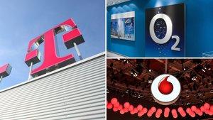 Unbegrenzt surfen: Unlimited-Tarife von Telekom, Vodafone & o2 im Vergleich