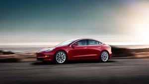 Tesla pausiert Produktion des Model 3