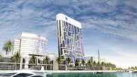 Vorbild Apple iPod: Gebäude in Dubai leiht sich legendäres Design
