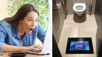 16 Toiletten, die so krass sind, dass sie nur aus der Zukunft sein können