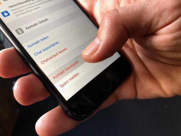 Schwerer Bug bei WhatsApp: Geblockte Kontakte können dich stalken