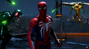 Spider-Man: Sony zeigt neues Gameplay