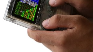Odroid-Go: Der Mini-Gameboy zum Selberbasteln