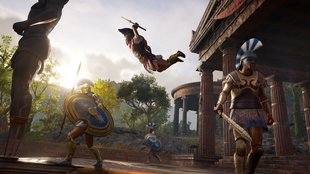 Project Stream lässt dich Assassin's Creed: Odyssey im Browser spielen