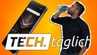 Asus-Smartphone für Gamer, schöne Fitnesstracker und Apple Keynote live verfolgen – TECH.täglich