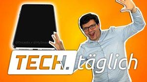 Galaxy S10 ohne Edges, 6,1-Zoll-Nachfolger des iPhone X geleakt und alles zu Google Pay – TECH.täglich