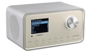 Bald bei Aldi: WLAN-Radio Medion S85105 mit DAB+ für unter 90 Euro im Preis-Check