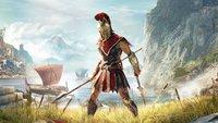 Assassin's Creed Odyssey: Spiel soll viel länger als Origins sein