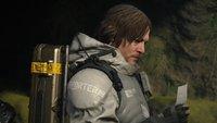 Death Stranding nutzt Gameplay-Mechaniken aus Metal Gear Solid