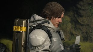 Death Stranding nutzt Gameplay-Mechaniken aus Metal Gear Solid