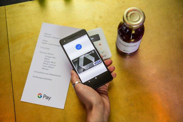 Google Pay lohnt sich: Android-Nutzer bekommen jetzt 75 Euro geschenkt – so erhältst du den Bonus