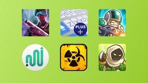 Kostenlose und reduzierte Android-Apps: Neue Angebote im Google Play Store
