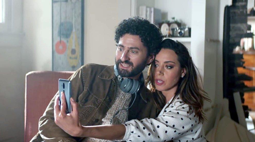 Dating einer Schauspielerin Werbespot