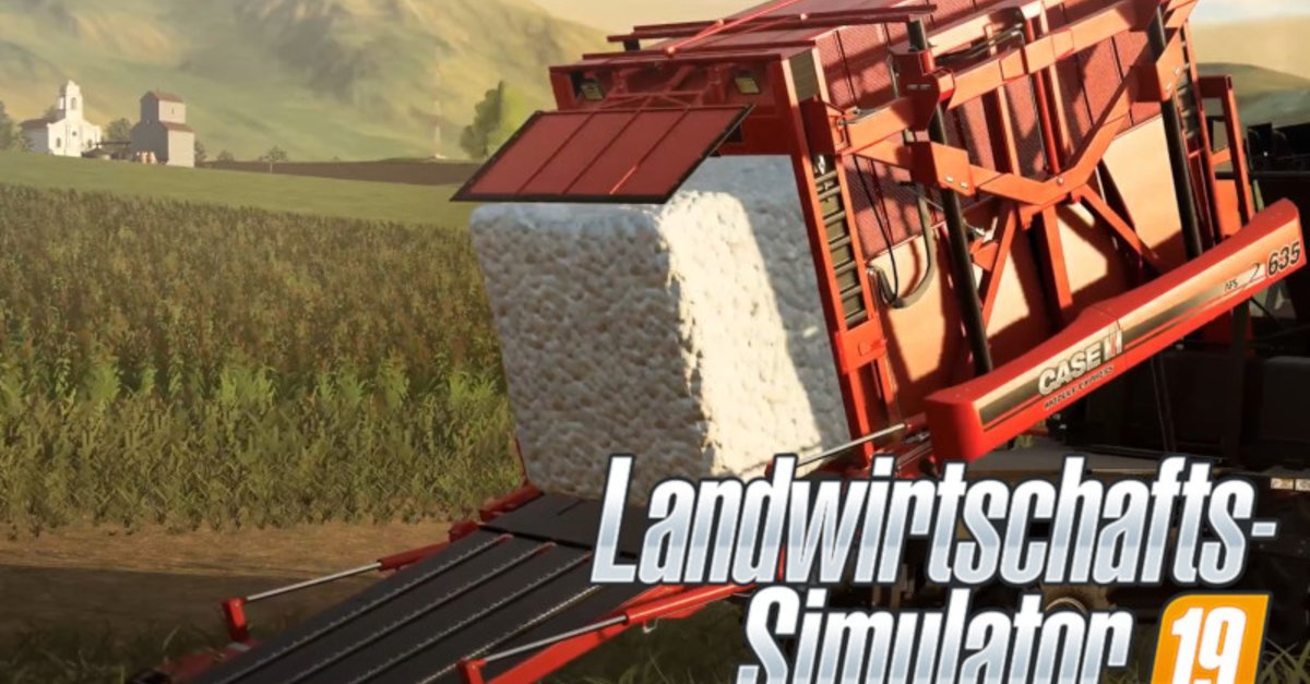 landwirtschafts simulator 19 release news und trailer. Black Bedroom Furniture Sets. Home Design Ideas