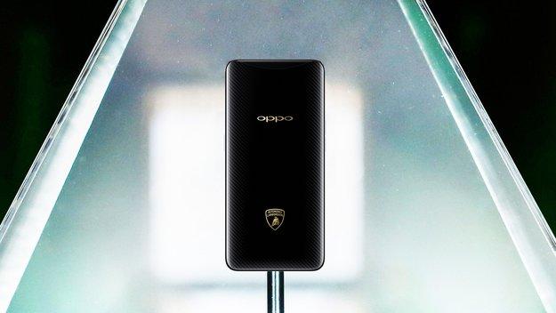 Oppo Find X: Akku-Revolution in Lamborghini-Edition muss teuer erkauft werden