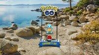 Pokémon GO: So kriegst du den Sonnenbrillen-Schiggy am Community Day