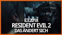 Resident Evil 2: Das Remake des Horror-Klassikers angespielt