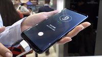 Samsung Galaxy S10: Revolutionäres Smartphone-Display im Video demonstriert