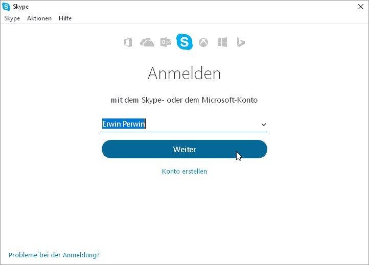 Skype-Login: Anmelden, neues Konto erstellen, einloggen und einrichten – GIGA