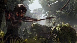 Shadow of the Tomb Raider: Werde eins mit dem Dschungel