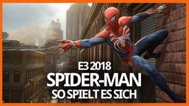 Spider-Man: So spielt es sich