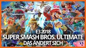 Super Smash Bros. Ultimate - Das ändert sich