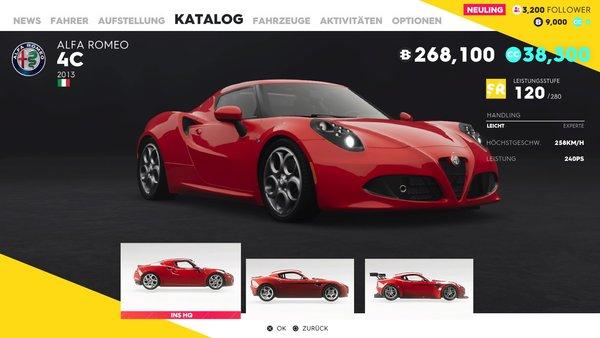 2013 alfa romeo 4c – alle autos, motorräder, boote und flugzeuge in