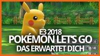 Pokémon Let's Go: Das erwartet dich im kommenden Switch-Spiel
