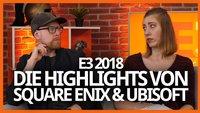 Assassin's Creed Odyssey und mehr: Die Square Enix- und Ubisoft-PK im Rückblick