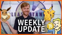 Weekly Update: Pokémon, Fallout 76, Jurassic World und mehr