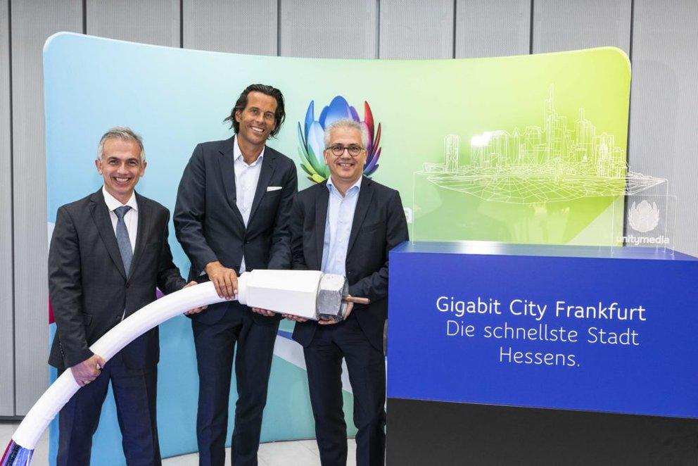 Kabel statt DSL: So will Unitymedia gegen die Telekom punkten
