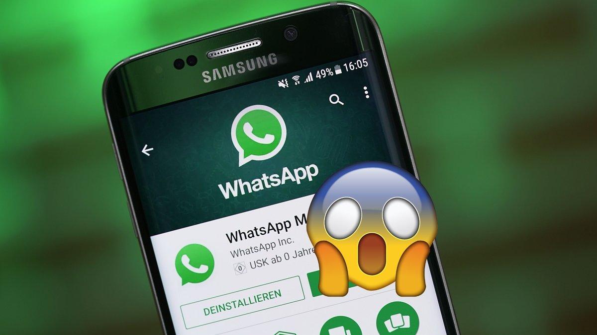 Whatsapp Version Veraltet