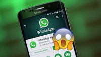 WhatsApp löscht bald alte Chats, Fotos und Videos – wenn man nicht so reagiert (Update)