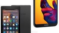 Amazon-Angebote: Fire-7-Tablet, P20 Lite, Amazon Echo Dot und mehr